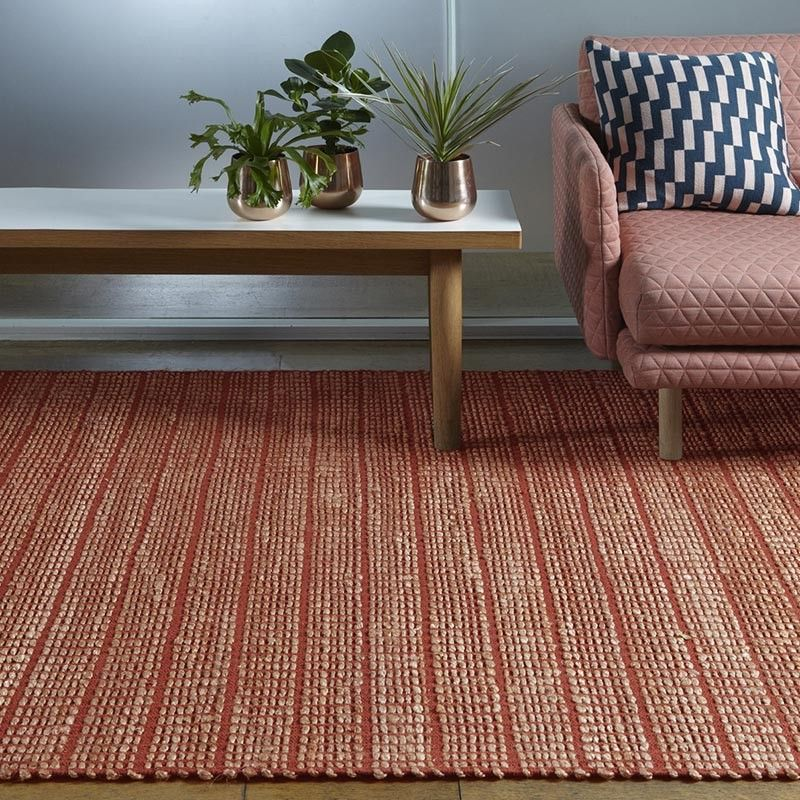Red Ranger Rug In Stock With Free UK Delivery #kitchen #rug #uk