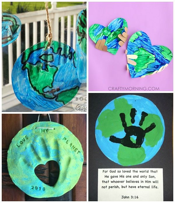 Coolest Earth Day Craft Ideas For Kids Crafty Morning Crafty
