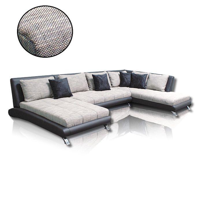 Wohnlandschaft Swing 2 Moderne Couch Wohnen Wohnlandschaft