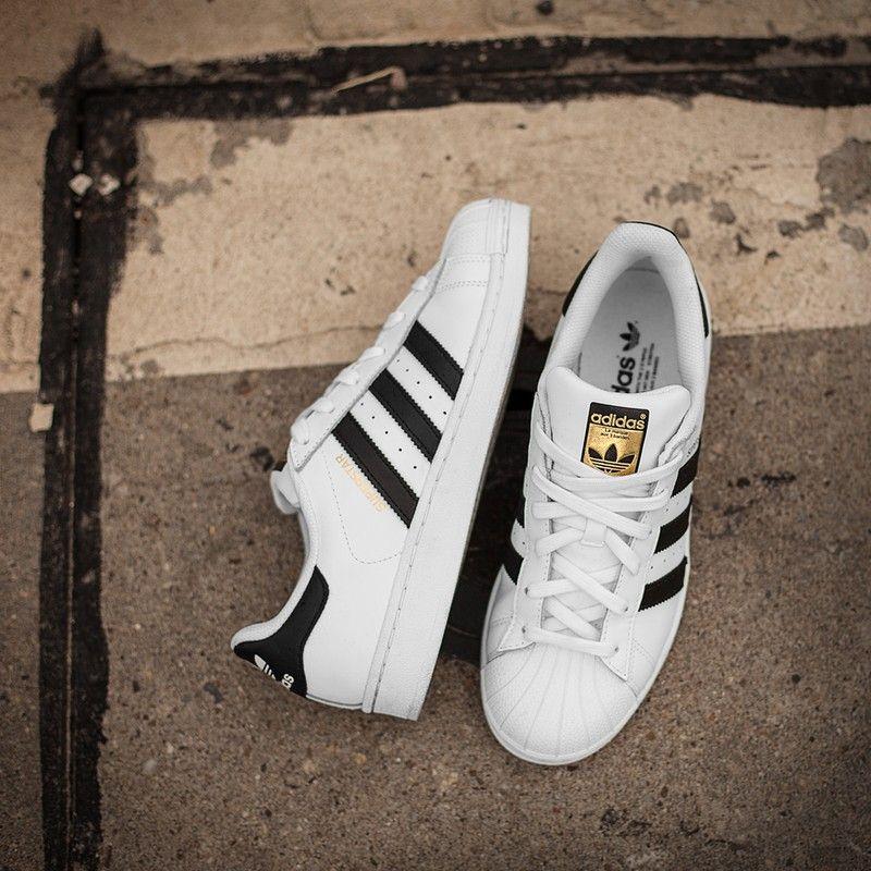 Adidas superstar   Adidas Słynna koniczyna   Adidas, Buty
