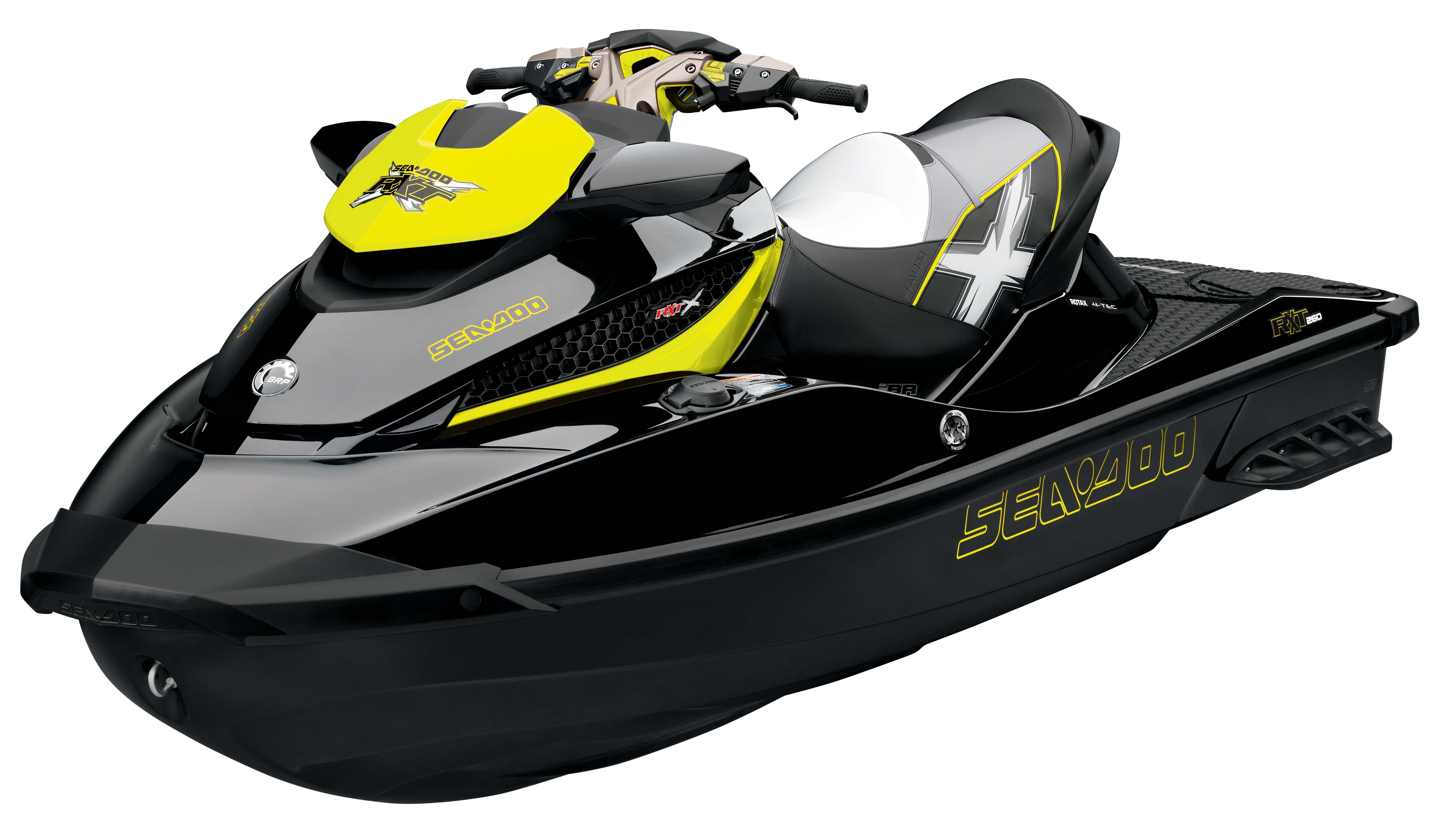 Https Seadooonboard Files Wordpress Com 2012 11 2013 Sea Doo Rxt X 260 Smaller Studio Front3 4 Jpg Seadoo Jet Ski Water Crafts