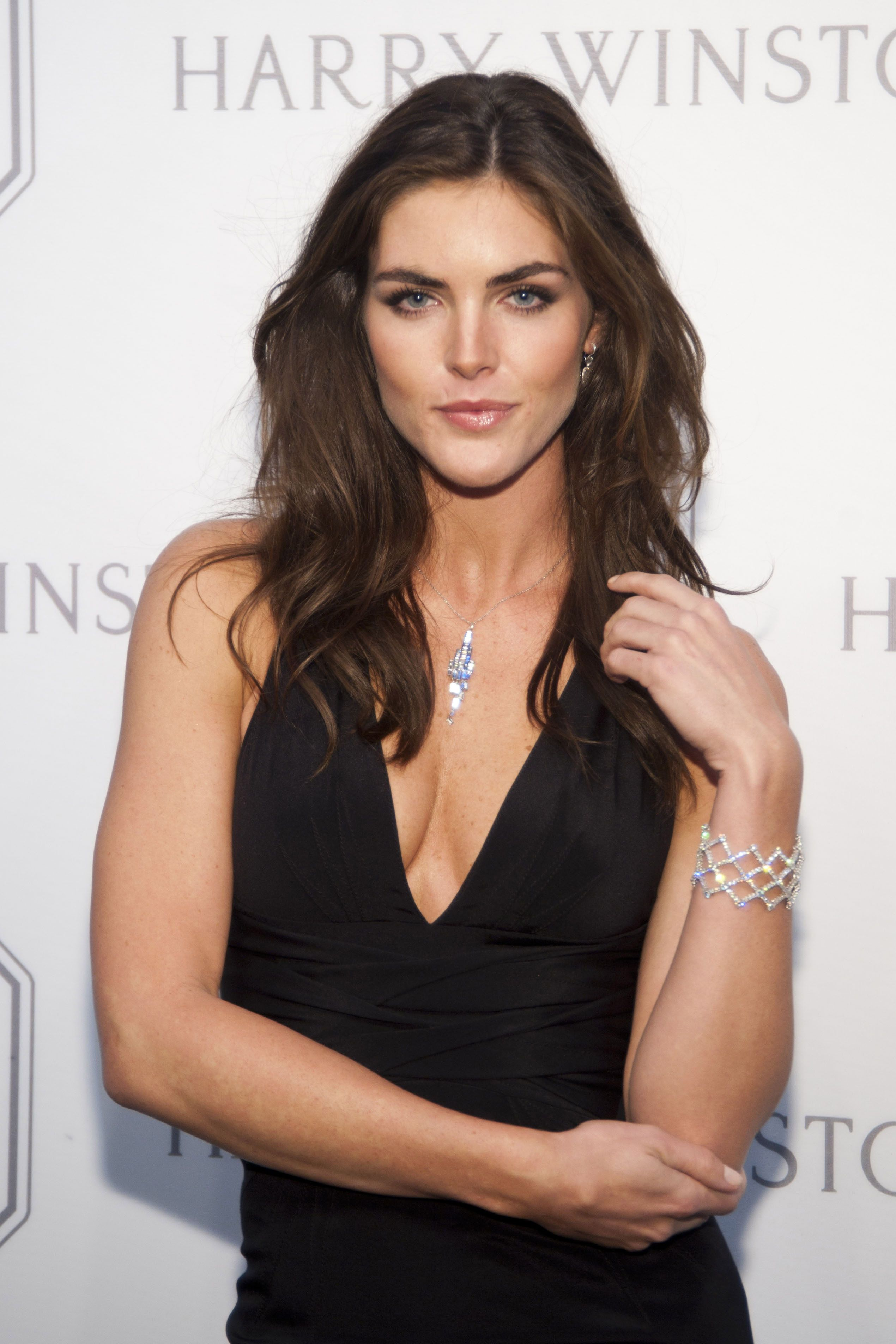 Hot Celebrites Hilary Rhoda naked photo 2017