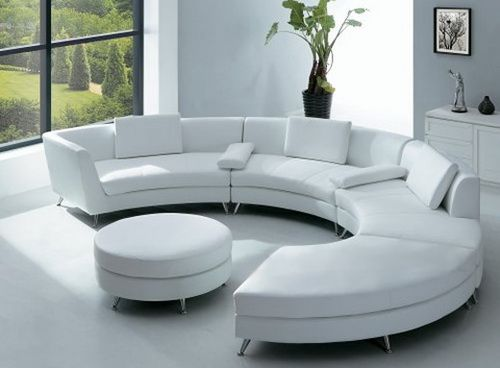 minimalist white curved sectional sofas curved sectional sofa