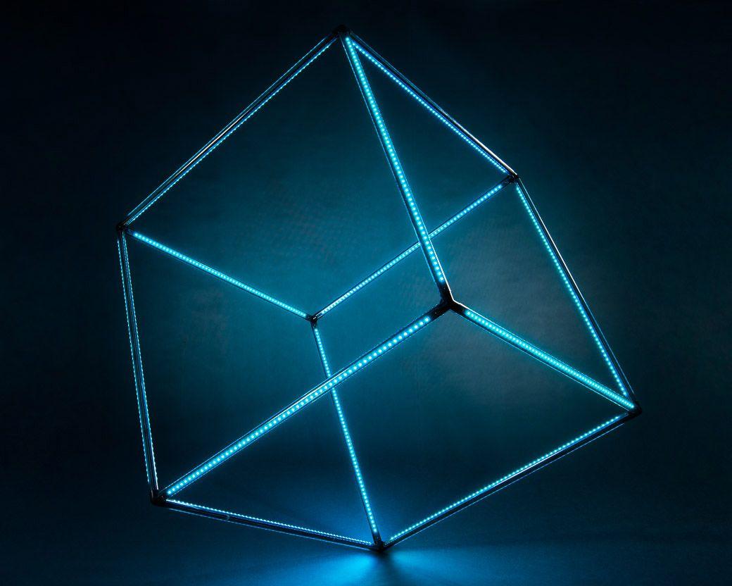 Led Cube Ft