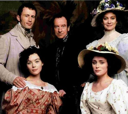 Wives and Daughters  Possibly my very favorite period drama