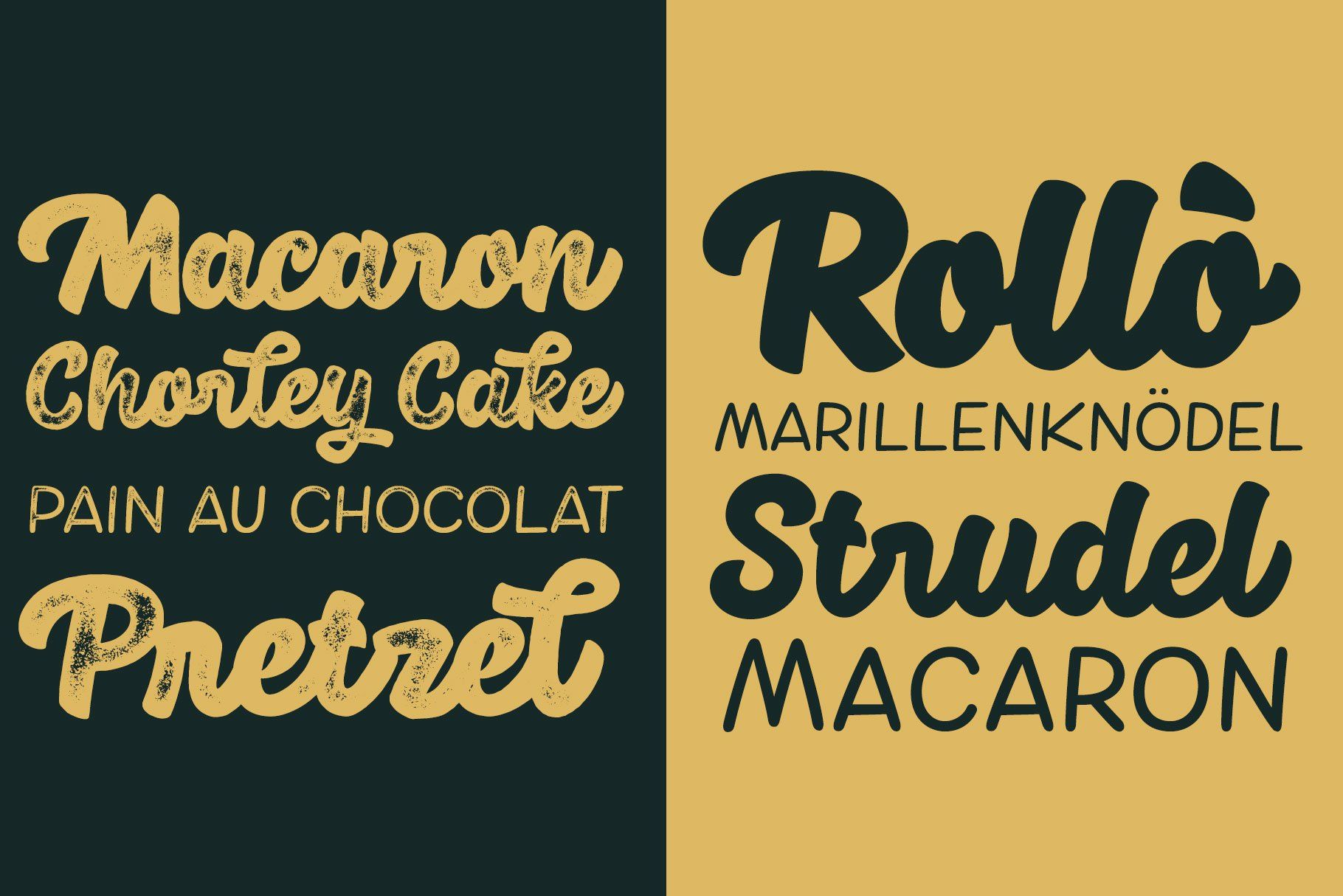 Download Cherry Font pack intro