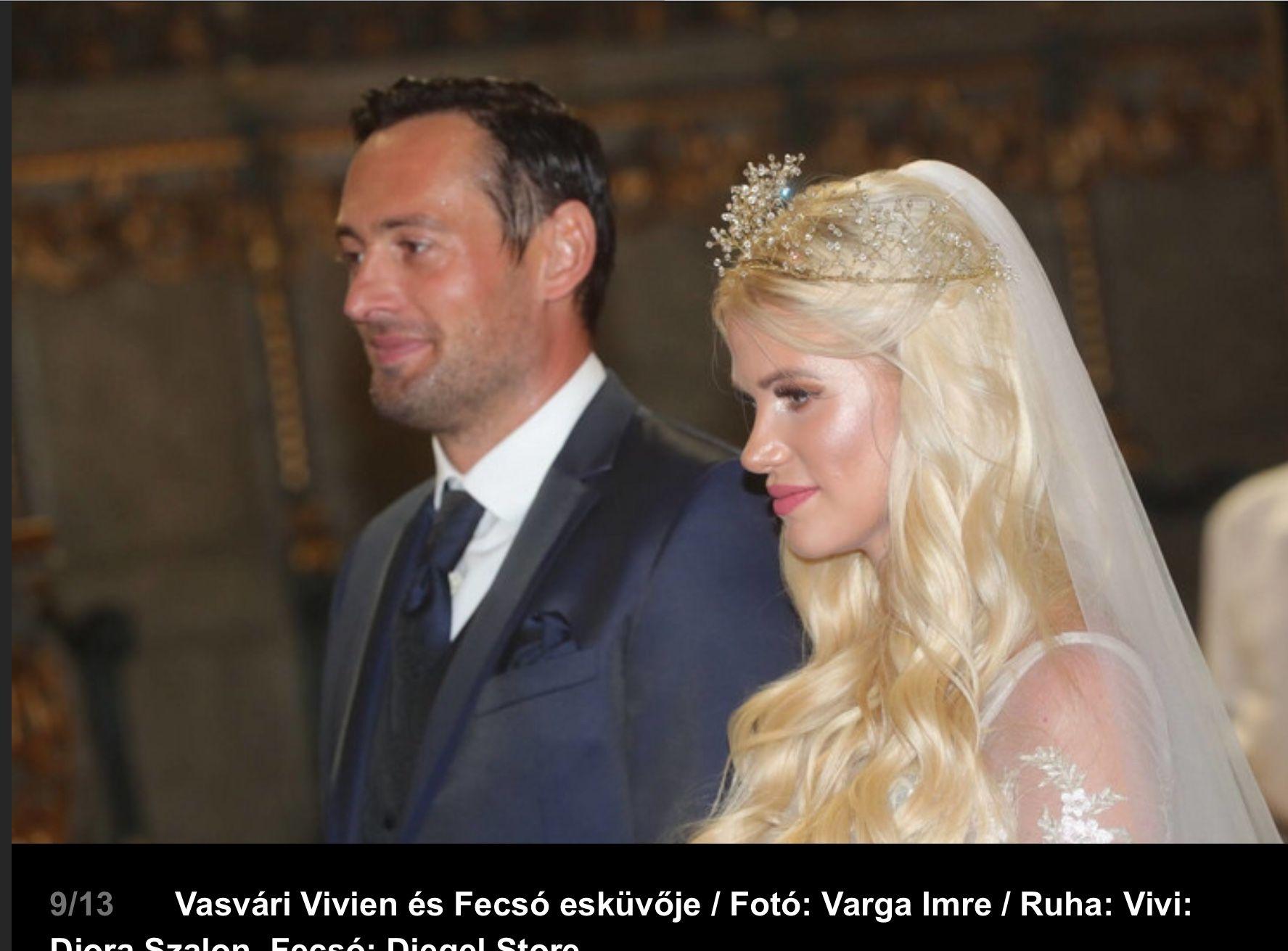 2d2510bf39 LUXUS VIVIEN VASVÁRI AND FECSÓ WEDDING ! | VIVIEN VASVÁRI | Jewelry ...