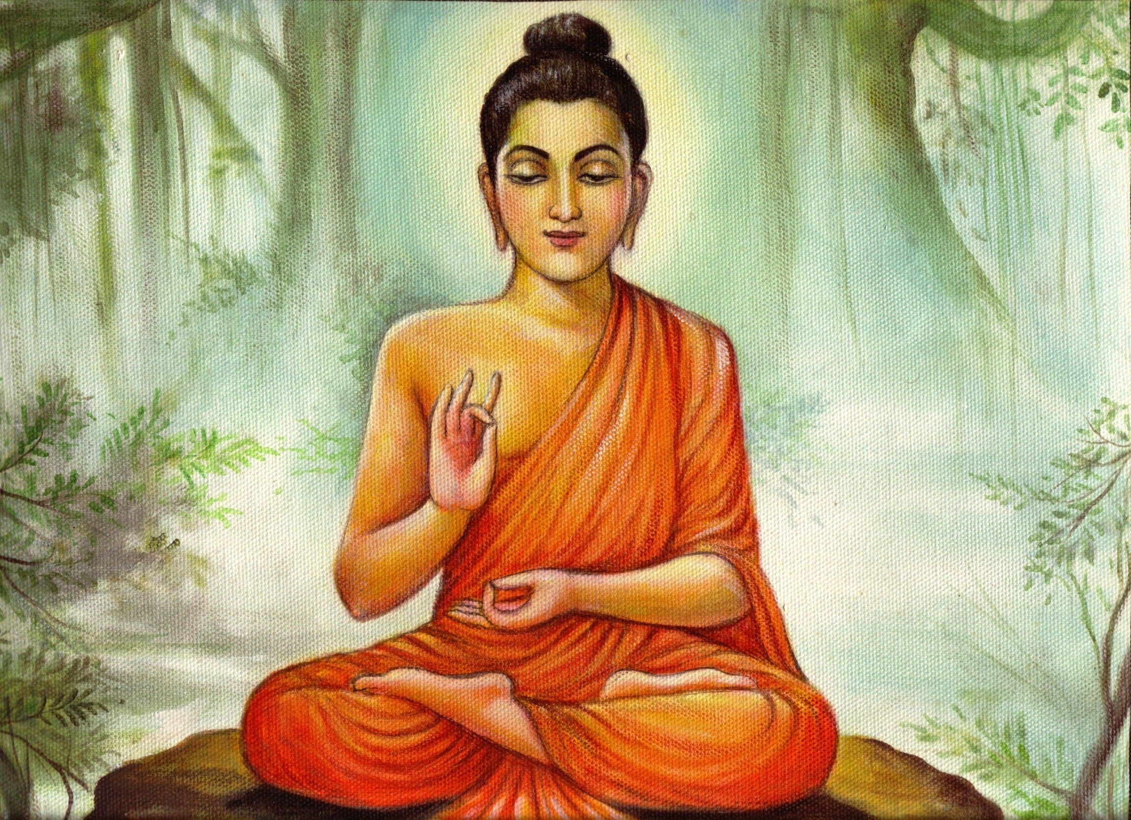 Gautam Buddha HD Wallpapers Images Pictures Photos