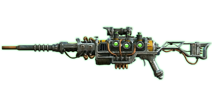 plasma-sniper | Fallout 4 Weapons | Fallout mods, Fallout 4
