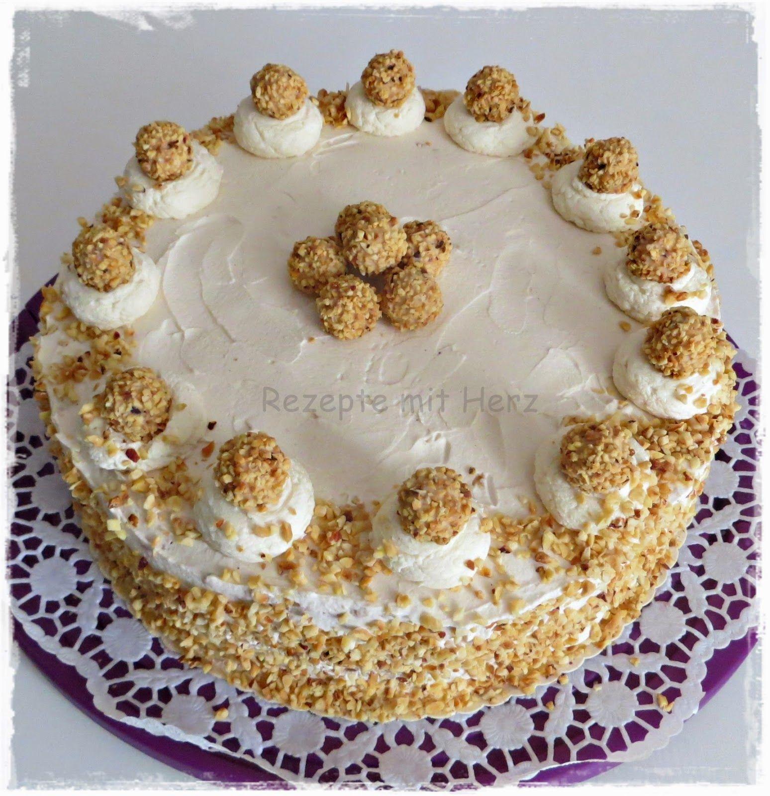 Rezepte mit Herz ♥ Giotto Torte