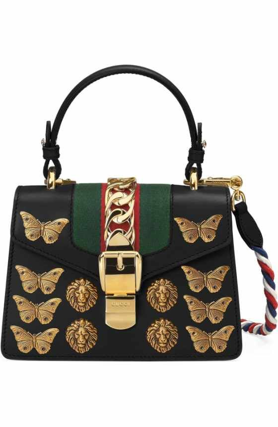 0dca59c4b424 Free shipping and returns on Gucci Medium GG Marmont 2.0 Animal Stud  Matelassé Leather Shoulder Bag at Nordstrom.com. Pre-order this style today!
