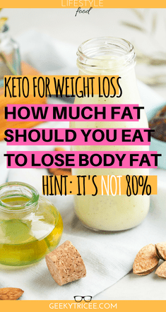 how much fat can i lose on keto diet