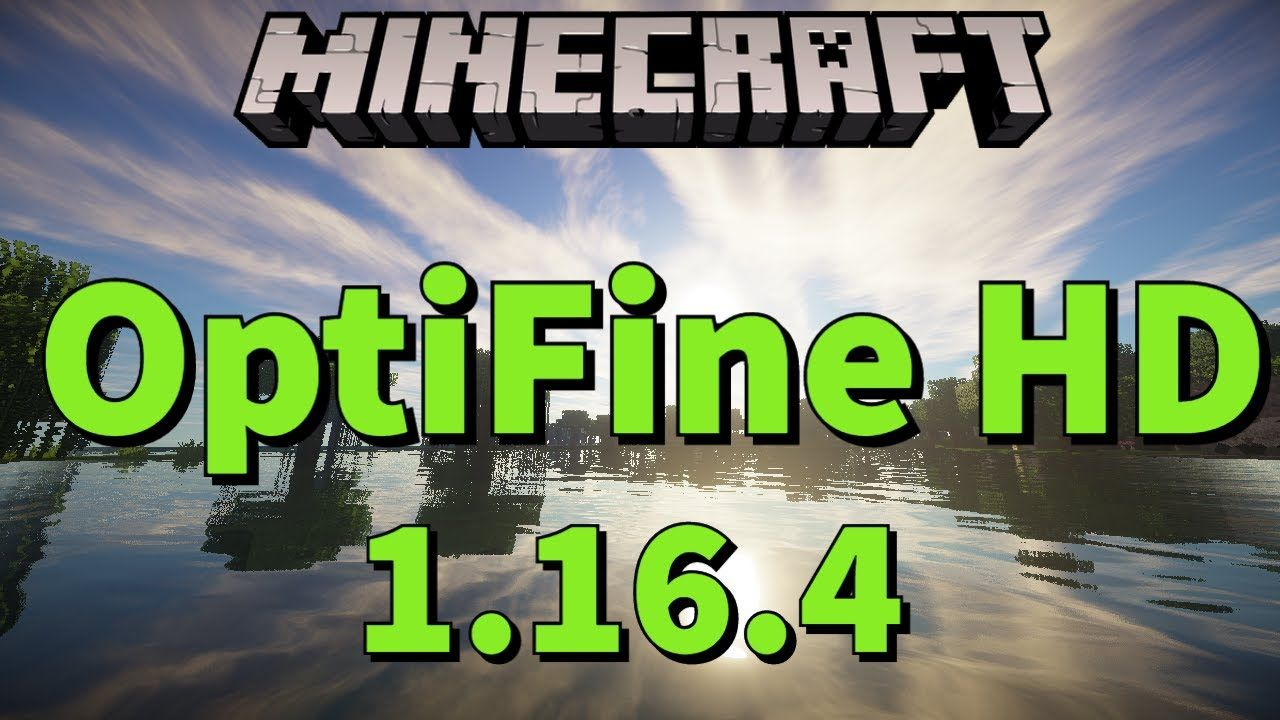 How To Download And Install Optifine In Minecraft 1 16 4 Minecraft 1 Installation Minecraft