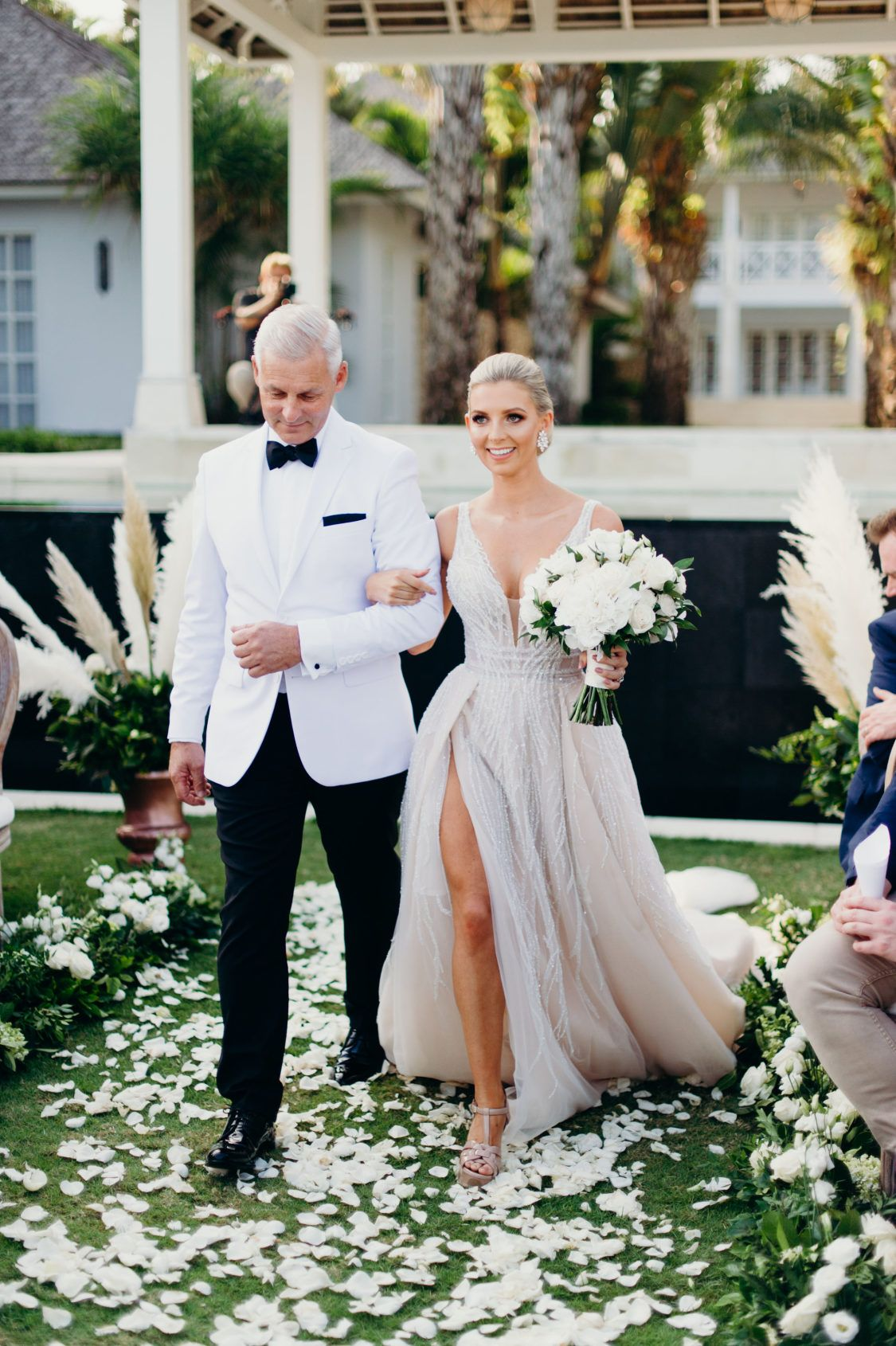 Hannah Polites Ties The Knot In Stunning Bali Affair Bohemian