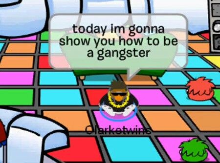 First, let's start by MAKING A CLUB PENGUIN ACCOUNT   smh
