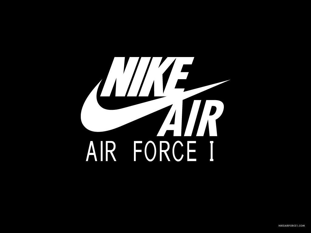 insignia nike air force 1