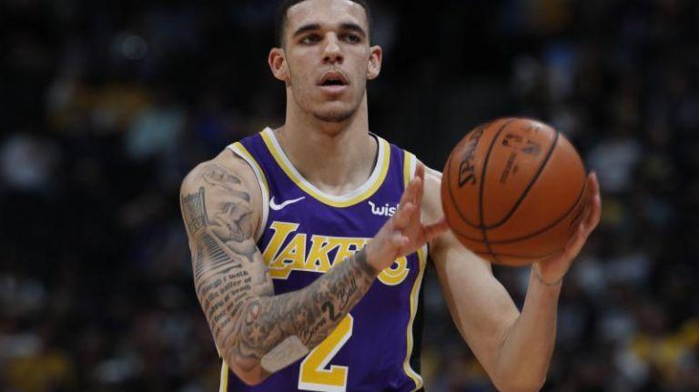 Lakers lonzo ball sues big baller cofounder alleging