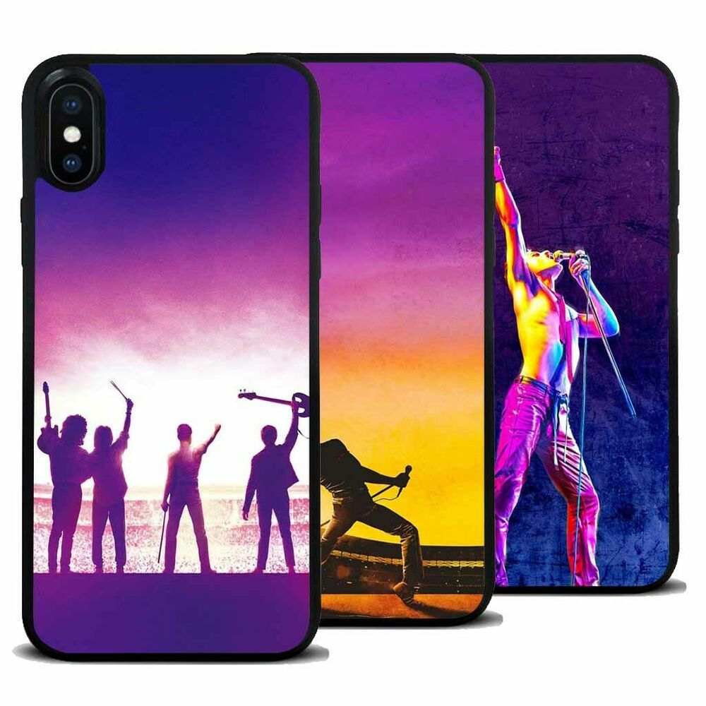 new arrival 06f76 8e75e Queen Band Bohemian Rhapsody Phone Cover For iPhone 6 7 8 Samsung S8 ...
