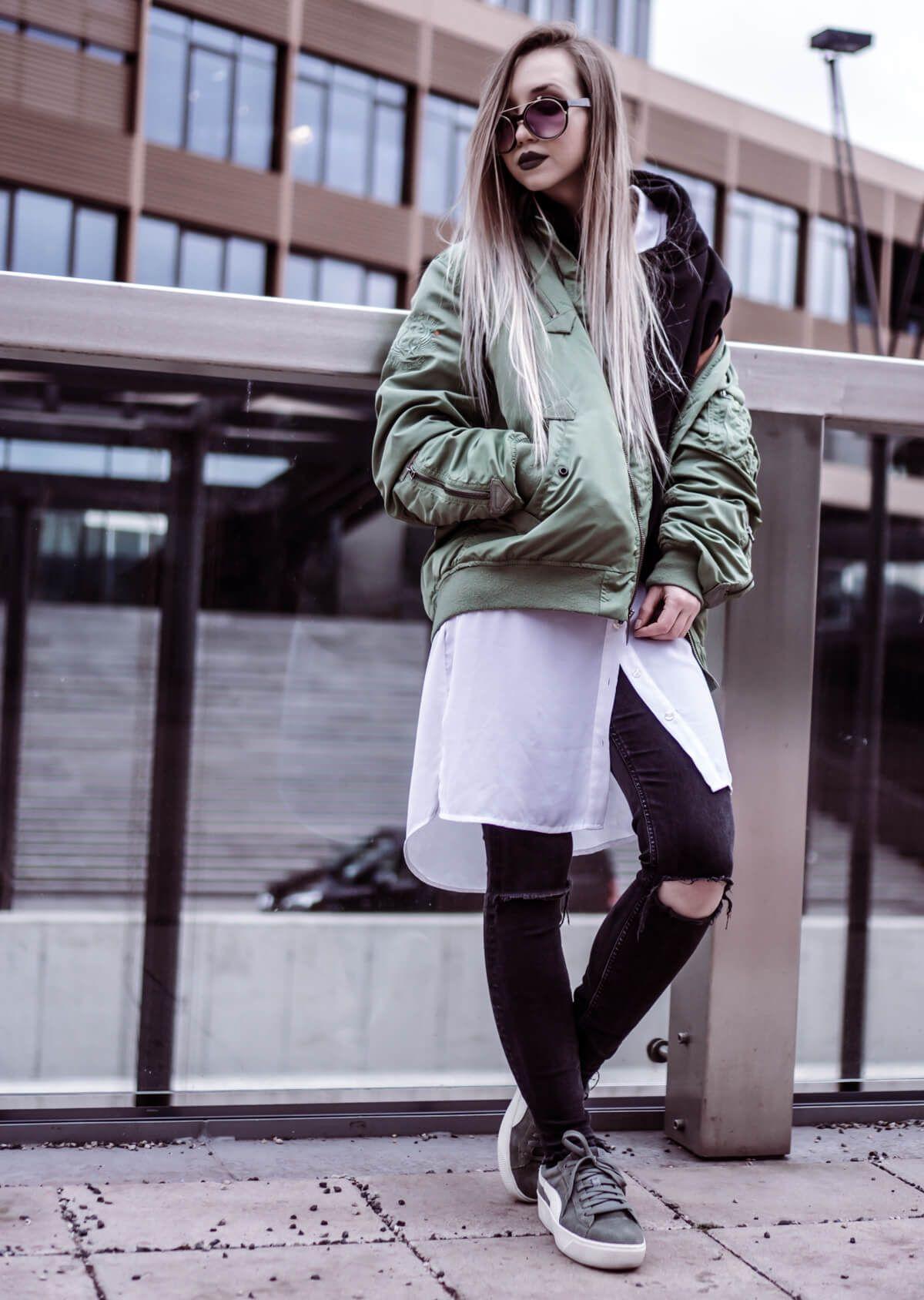 puma vikky platform grün