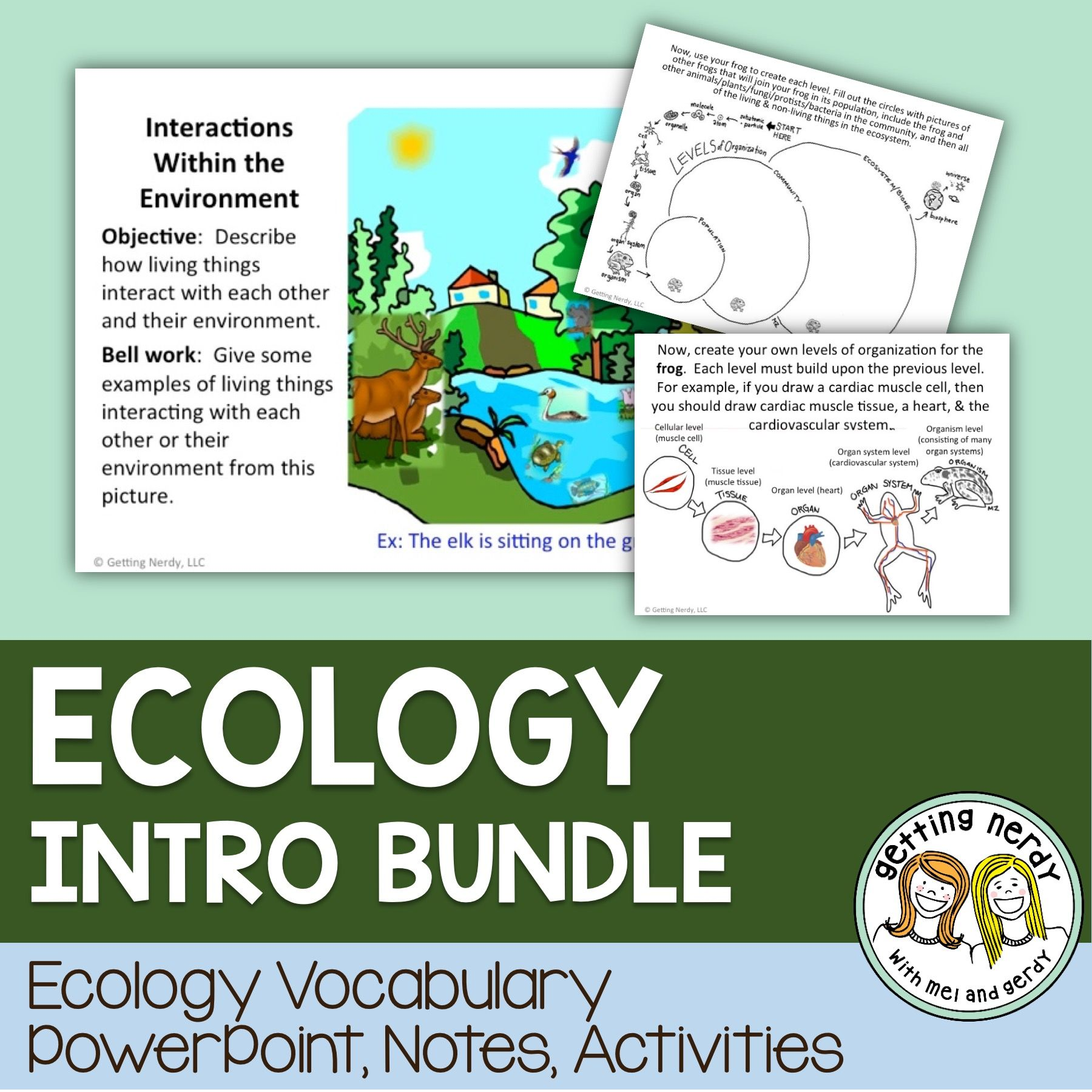 9 Ecology Ideas Teaching Science Ecology Science Classroom