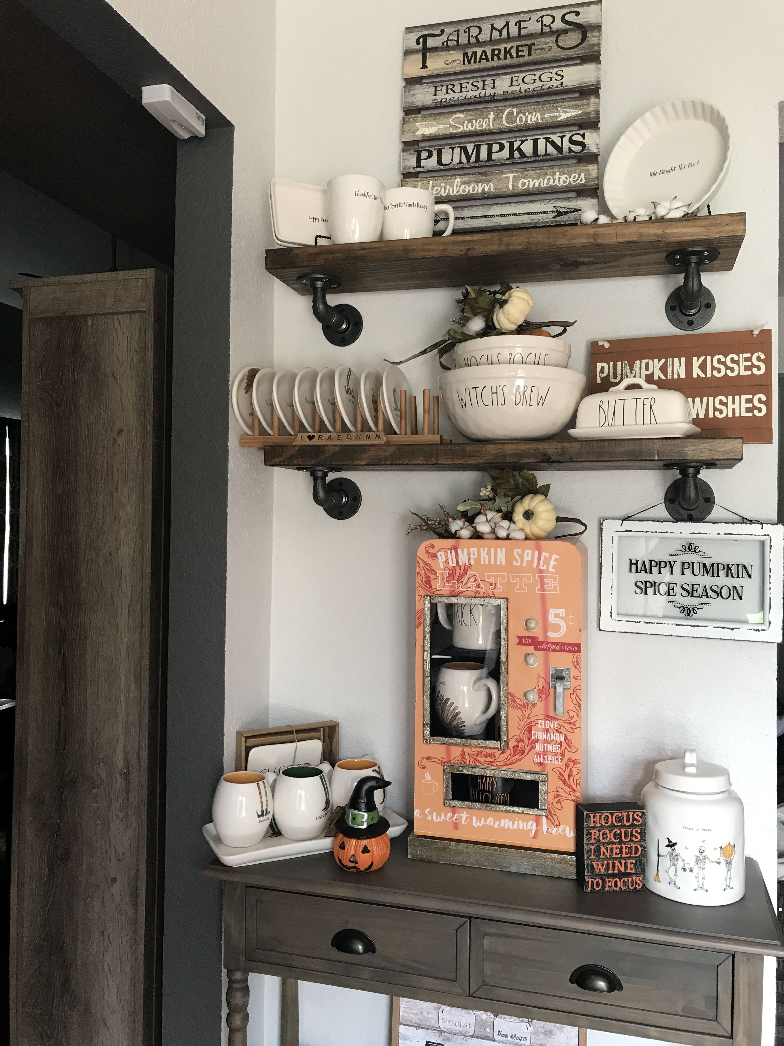 27 DIY Coffee Station Ideas for Your Mood Buzz (How to ...