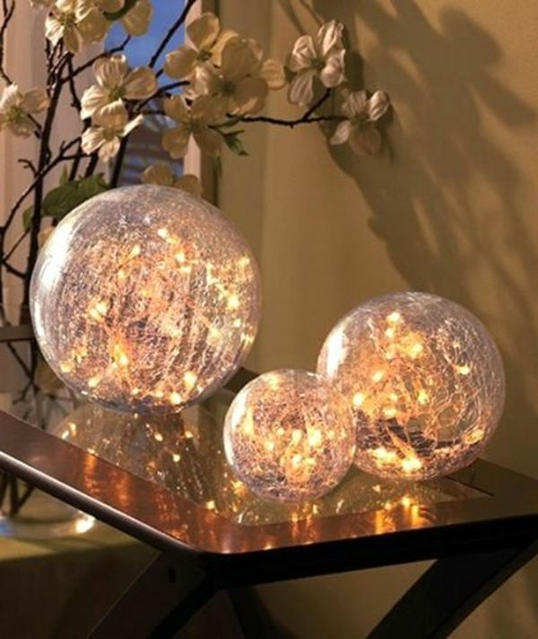 40 Glaskugel Lampen Glaskugel Lampe Glaskugel Weihnachtslichter