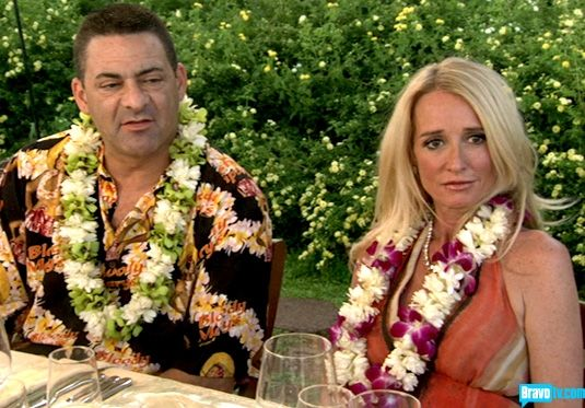 Ken and Kim finally made it to Hawaii  The Real Housewives of Beverly Hills