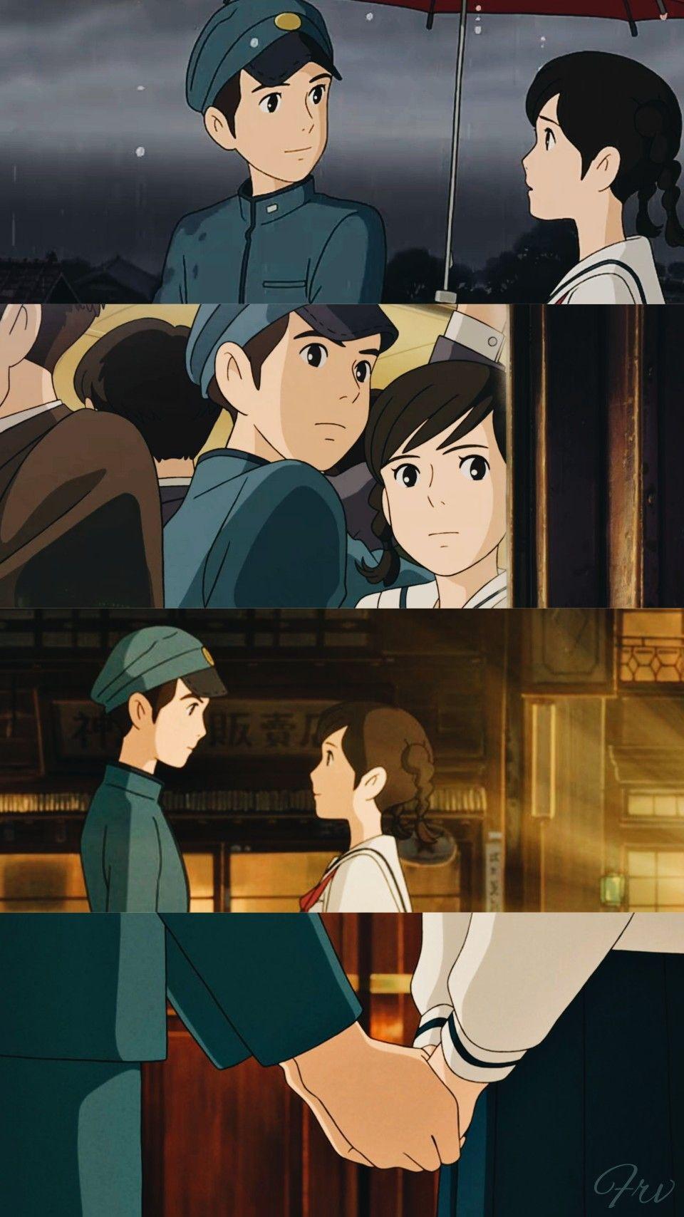 Anime studio ghibli - From Up On Poppy Hill (2011) - Goro Miyazaki