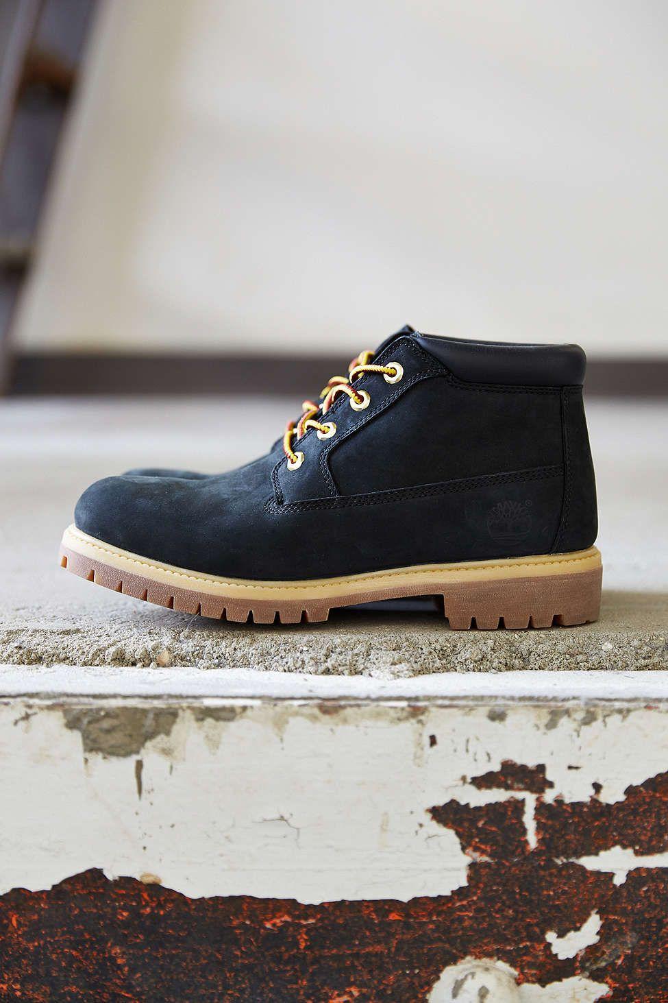 Timberland X UO Chukka Boot | urban flat styling and