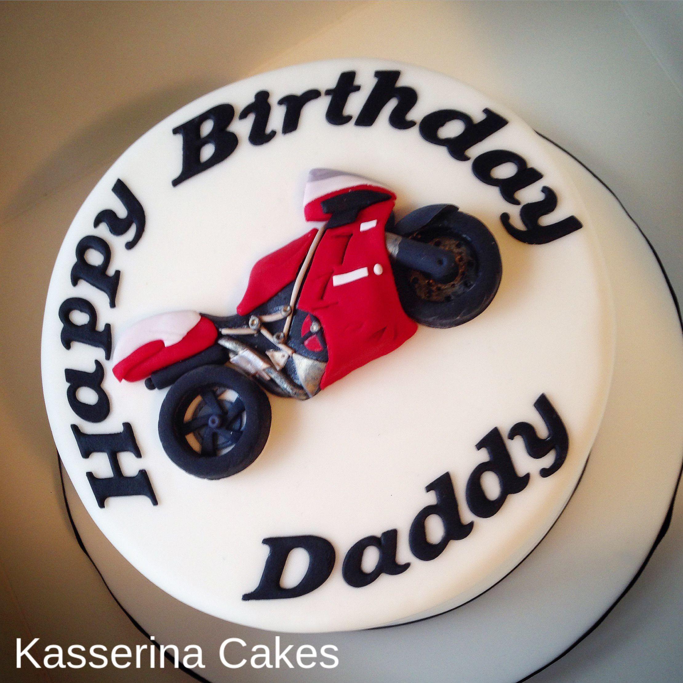 Ducati Bike Cake By Kasserina Cakes In Sussex Cake Bike Cakes