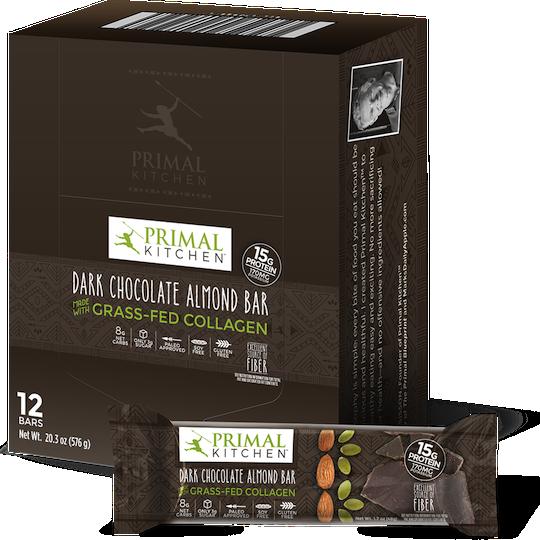 Primal Kitchen Dark Chocolate Almond Bars Have Landed Mark S Daily Apple