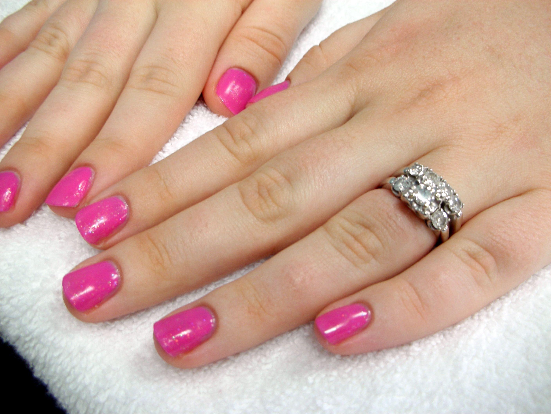 CND Shellac - Hot Pop Pink, Zillionaire | by Brandi G. Lam, Idaho\'s ...