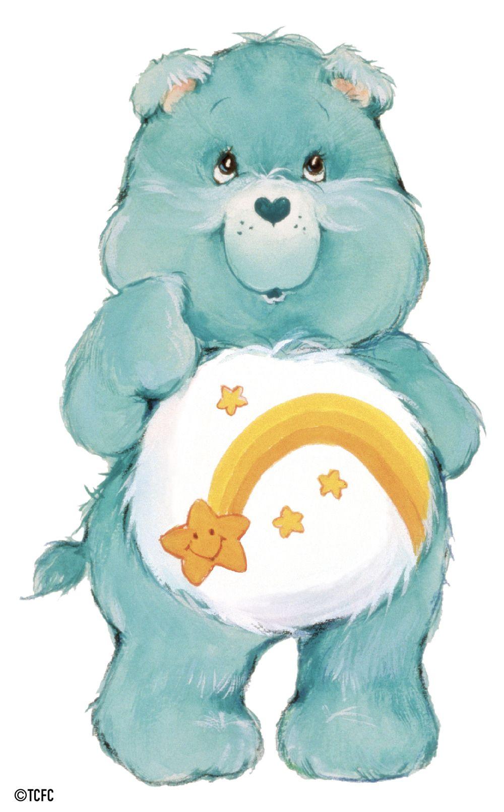 Care Bears Wish Bear Wallpaper Pinterest Care Bears Bear And