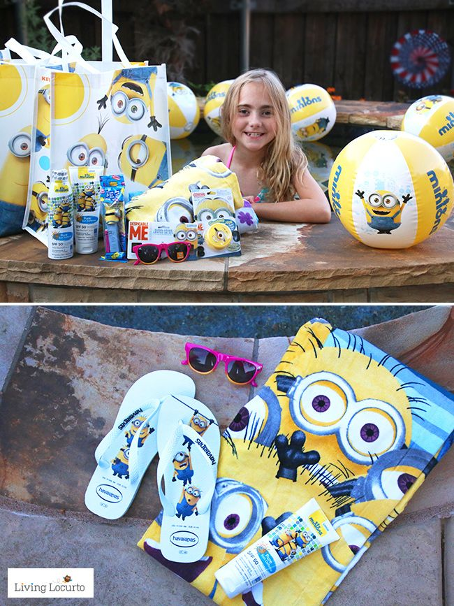 Exceptional Cute Minions Party Favors! Fun DIY Ideas For A Minions Party Or Despicable  Me Minion