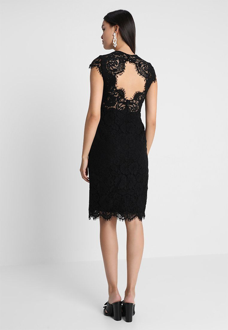 f557d92772c51f IVY   OAK DRESS - Cocktailjurk - black - Zalando.nl