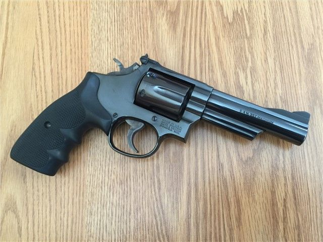 Smith & Wesson,19, 357 Mag ,4 inch,6 | Revolvers | Guns, Smith