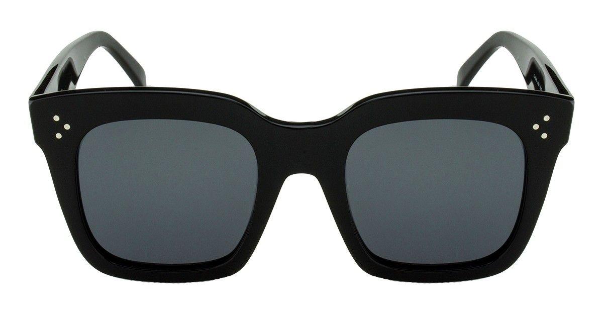 Celine Tilda CL41076 S - Preto Brilhante - 807 51   .accessories ... d4ad418e08