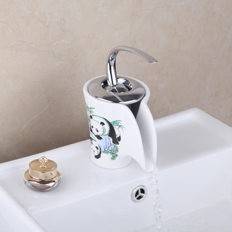 e-pak Panda Model Construction & Real Estate 02 Ceramic Spout Single ...