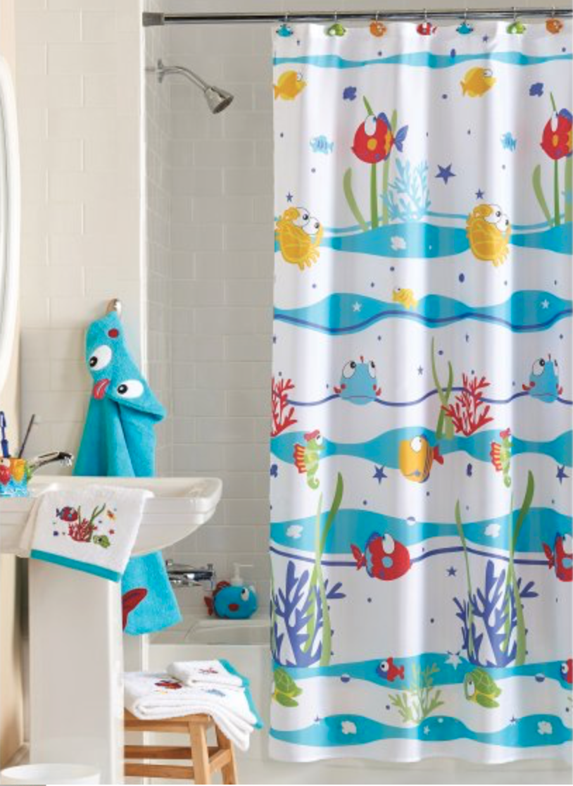 Shower Curtain Backdrops Kids Shower Curtain Cool Shower Curtains Kids Bathroom Shower Curtain