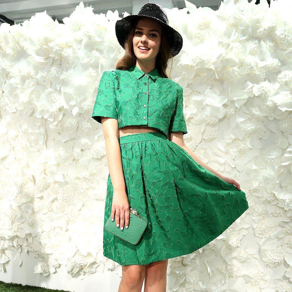 Kate Spade Spring 2015 Show