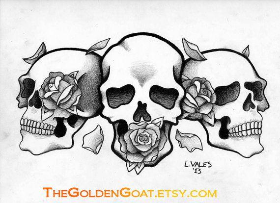 See No Evil Hear No Evil Speak No Evil See No Evil Hear No Evil Speak No Evil Skull Tattoo Design 13 Monkey Tattoos Skull Tattoo Design Evil Tattoos