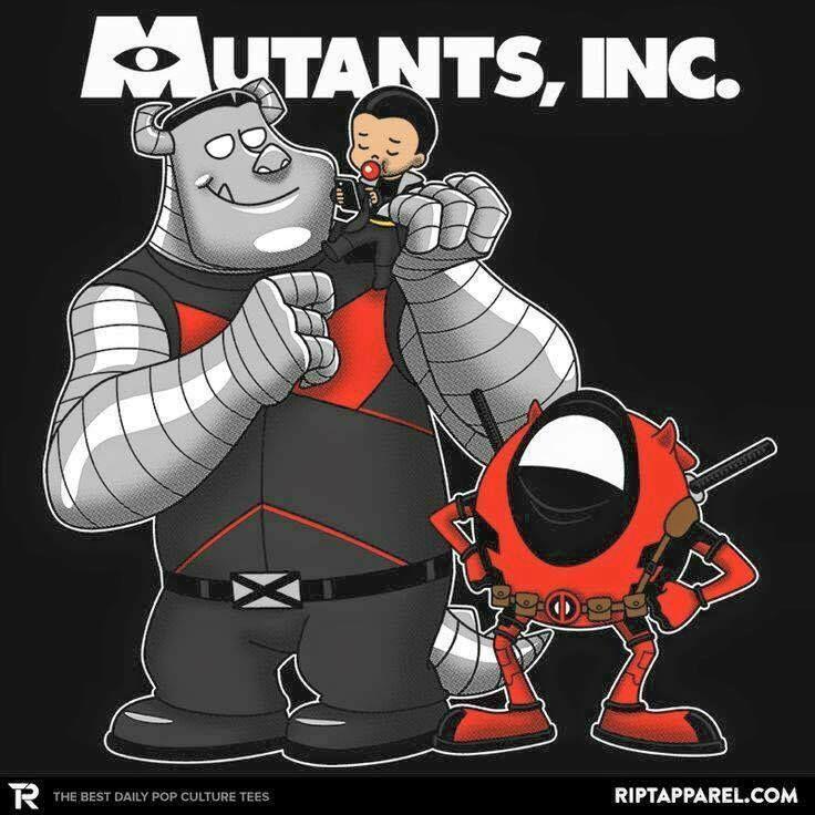 Mutants, Inc.