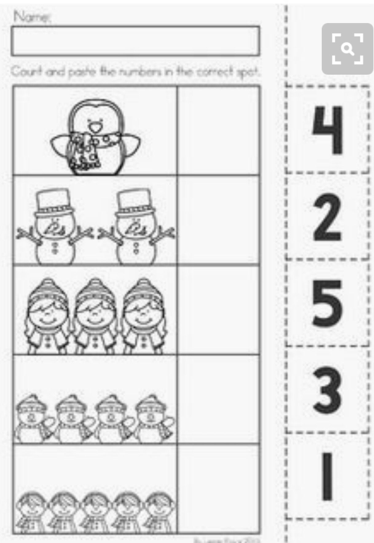 Christmas Image By Preschool
