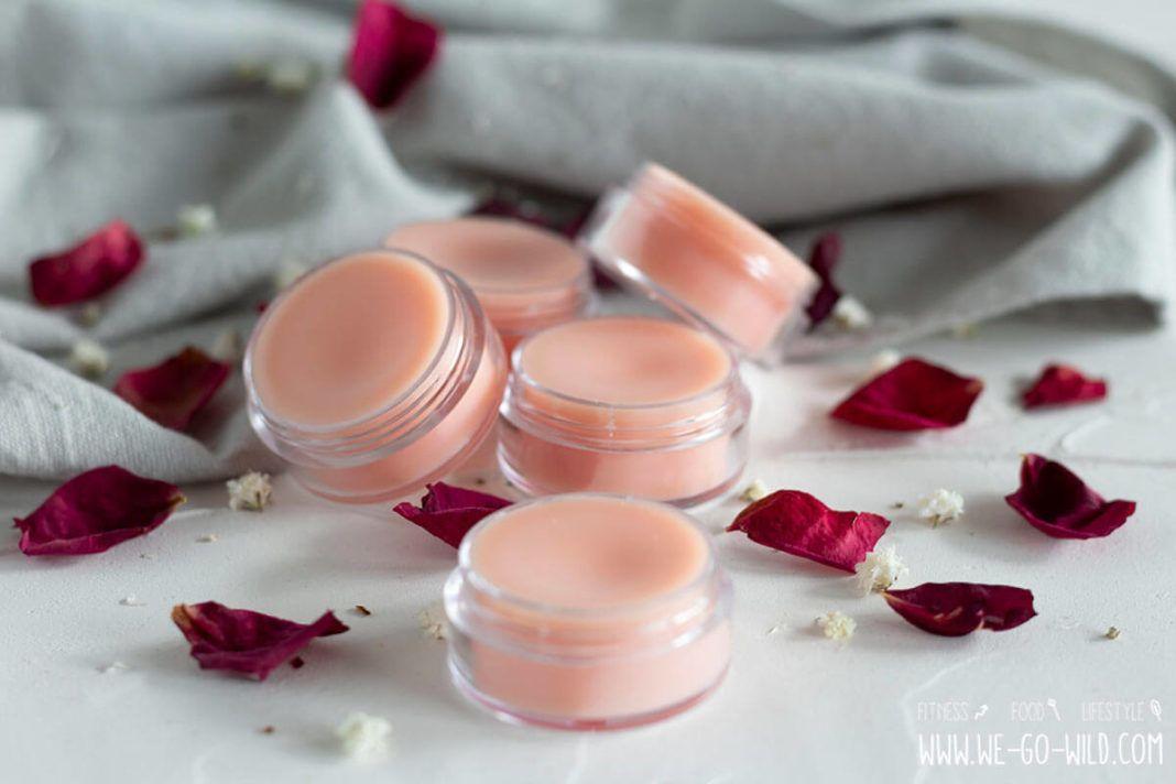Lippenbalsam selber machen in nur 10 Minuten! - WE GO WILD #geschenkideenbestefreundin