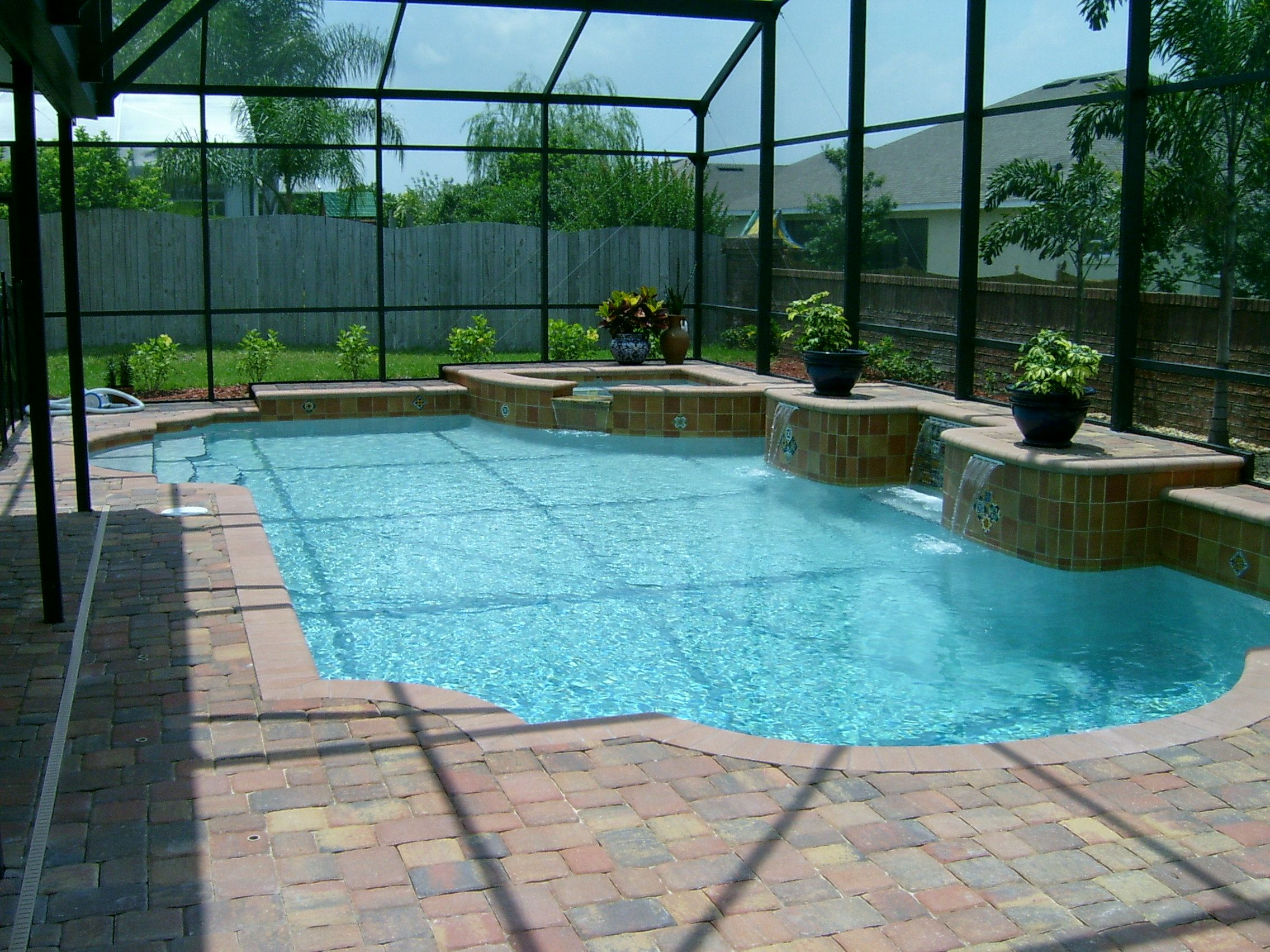 Pool Designs Central Florida Swimming Pool Installation