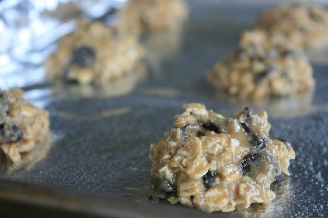 Cranberry Chocolate Cookies - GLUTEN FREE