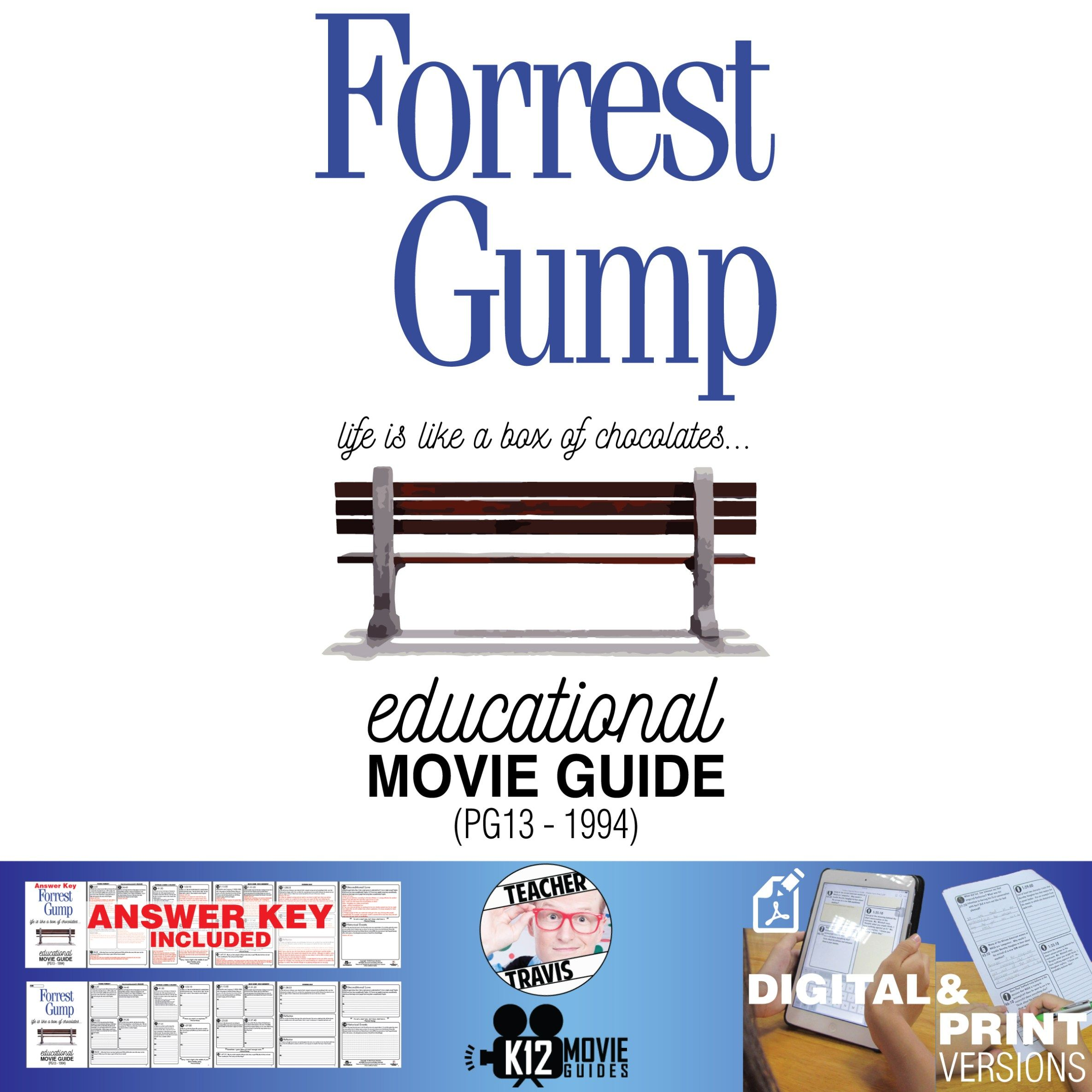 Forrest Gump Movie Guide
