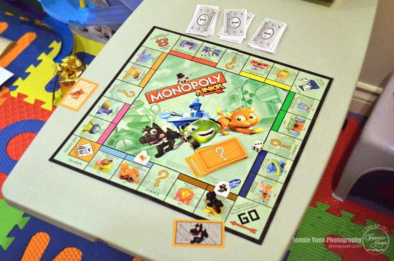 Hasbro Monopoly Junior GameNight Influenster
