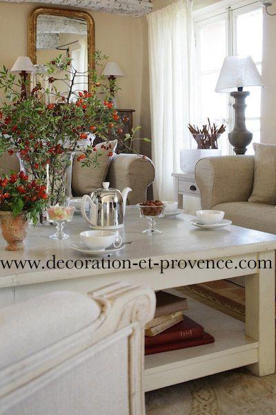 wwwdecoration-et-provence Décoration d\u0027intérieur d\u0027une bastide
