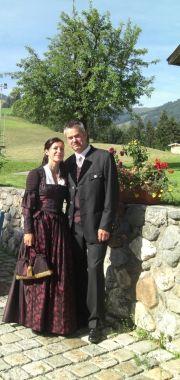 Original Pinzgauer Überrock und Salzburger Landesanzug